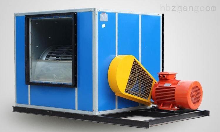 上虞風機 消防排煙柜式離心風機